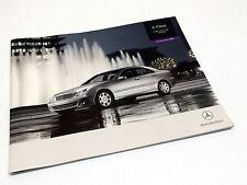 2006 Mercedes-Benz C-Class C 230 C 280 C 350 C55 AMG W203 Brochure