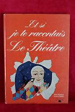 Et si je te racontais le théâtre - Max Koskas