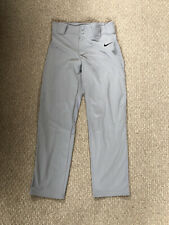Boys NIKE Gray Baseball Pants Size XL
