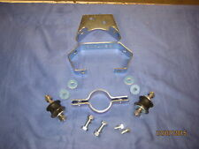 MGB ROADSTER OR GT C.B. REAR EXHAUST BRACKET KIT    ***V2D