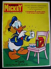 Le journal de Mickey N° 1091 du 5 /1973 -Walt Disney Edi-Monde