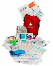Travel Complete Sterile First Aid & Medical Kit | Needles, Suture, Cannulas etc
