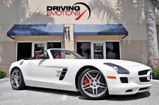 2012 Mercedes-Benz SLS AMG Base Convertible 2-Door