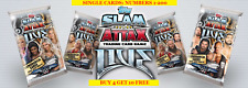 TOPPS WWE SLAM ATTAX LIVE SINGLE CARDS (2018) NUMBERS 1-200 - BUY 4 GET 10 FREE
