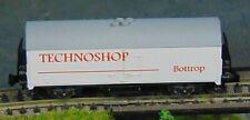 "RIVAROSSI  9386  Bottrop TECHNOSHOP refrigerated wagon  ""BOXED""  N Gauge   (H61)"