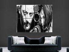 Leon El Proffesional película Natalie Portman la Remo Imagen Grande Poster Gigante