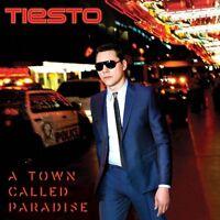 TIESTO - A TOWN CALLED PARADISE  CD NEU