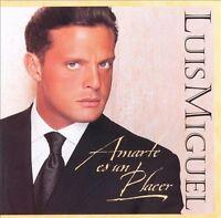 Luis Miguel : Amarte Es Un Placer CD (1999)