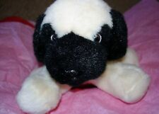 Russ Berrie & Co Poncho Plush Stuffed Dog Collectible Stuffed Animal Dog Poncho