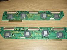 Panasonic Maxent Plasma TV Television TH-42PD50U SC SD Boards TNPA3242 TNPA3243