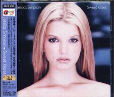 Jessica Simpson - SWEET KISSES - Japan CD+1BONUS - NEW - 12Tracks