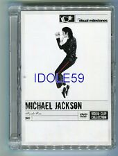 Michael Jackson, number ones - video clip collection,  DVD