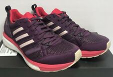 premium selection 1287e 09f8f Adidas Adizero Tempo para mujeres tamaño 6.5 9 Correr Entrenamiento Calzado  Tenis púrpura