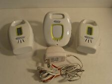 Graco Ultra Clear 2 Transmitters Monitor & 1 Power Supply