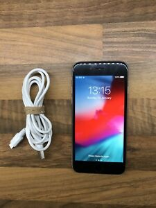 Apple iPhone 6 - 16GB - Space Grey (Unlocked) A1586 (CDMA + GSM).