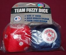 BOSTON RED SOX MLB BASEBALL SPORTS TEAM FUZZY DICE