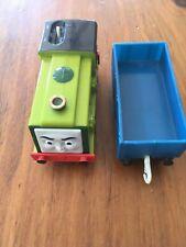 SCRUFF + Blue Cargo Car Thomas & Friends Trackmaster Motorized Train Works