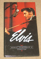 Elvis Presley Today Tomorrow & Forever Box Set 4 CD Like New