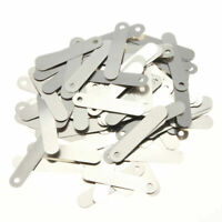 1 Set 100pcs SPCC Nickel DIY Solder Tabs For 18650 14500 AA Sub C Battery