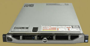 Dell PowerEdge R620 2x Xeon Six-Core 2.50Ghz E5-2640 128GB RAM 1U Rack Server