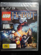 BRAND NEW & SEALED, Lego The Hobbit, PS3 Game