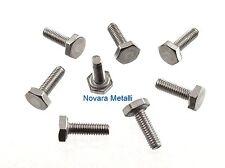 50 microviti testa esagonale M2,5x8 inox viti modellismo screws vis tornillos