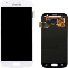 DISPLAY ORIGINALE LCD + TOUCH SAMSUNG GALAXY S7 SM-G930F BIANCO GH97-18523D