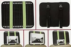 Travel car headrest tablet phone holder
