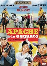 DvD APACHE IN AGGUATO (1962)  Western  ** A&R Productions ** ....NUOVO