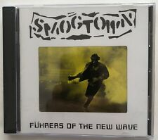Smogtown 'Führers Of The New Wave' CD Disaster Records (2000) Brand New - Rare!