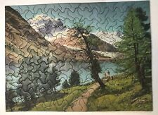 Vintage TUCO Picture Puzzle - Dream Lake