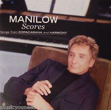 Barry Manilow - Scores - Songs from Copacabana & Harmony (CD 2004) Near MINT