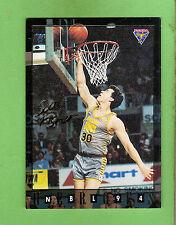 1994 FUTERA AUSTRALIAN  BASKETBALL SCOTT FISHER CARD NH9 #4058