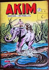 BD Petit Format; AKIM n°266 - Année 1970 - Ed. Mon Journal -