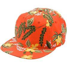 c73dfa15164 Vans Off The Wall Broloha Orange Tropical Camper Soft Crown Hat Cap New NWT