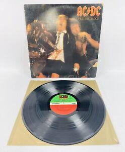 AC/DC - If You Want Blood You've Got It LP   Atlantic - SD 19212  
