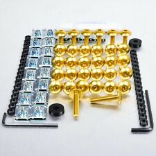 Aluminium Fairing Kit YZF1000 R1 Gold