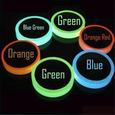 6 Stück Nachleuchtend Fluoreszierend Klebe Band Leucht Folie Glow In The Da E