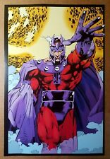 Magneto I choose you X-Men Marvel Comics Poster by Jim Lee