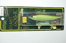 "megabass giant dog-x ito table rock sp 1/2oz 3.85"" bass walking topwater lure"