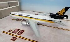 Singapore Airlines Douglas DC-10-30 9V-SDF 1/400 by Apollo. BRAND NEW, MINT COND