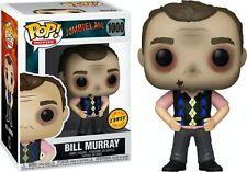 "ZOMBIELAND CHASE BILL MURRAY 3.75"" POP MOVIES VINYL FIGURE FUNKO 1000 UK SELLER"