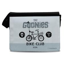 The Goonies Never Say Die Bike Club U.S.A. Messenger Bag Umhänge Kurier Tasche