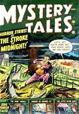 MYSTERY COMICS COMICS on DVD 100+ ROM