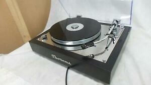 Thorens TD160 with sme 3009 improved goldring 1042