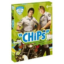 CHiPs Season 2 TV Series + Specials Box New 4xDVD Region 4