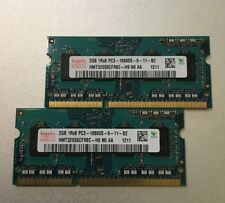4GB (2X2GB) PC3-10600S DDR3-1333 RAM For Apple MacBook Pro  17'' EARLY Late-2011
