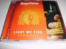 Singel Times - Light my Fire - CD-OVP