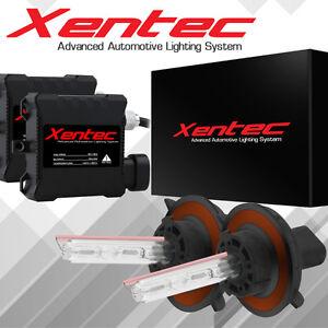 H1 H3 H7 9005 9006 H11 HID Slim Ballast Xenon Conversion Headlight KIT Bright