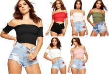 Polyester Boho Regular Size Tops & Shirts for Women